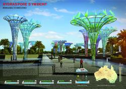 HydraSpore Symbiont