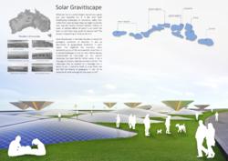 Solar Gravitiscape